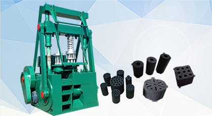 Briquette-machine